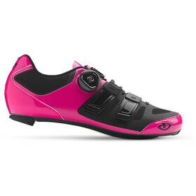 Giro Raes Techlace Chaussures Femme, bright pink/black